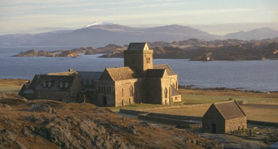 The View From IONA… | Saint Columba Church | Hear God's Call ...